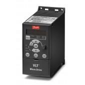 Преобразователь частоты Danfoss VLT Micro Drive FС 51 0,18 кВт