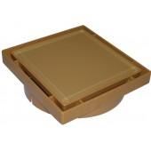HL0530.BG - подрамник со стеклянной вставкой коричневого цвета для HL530