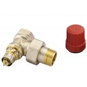 Радиаторные клапаны, RTR-N, Нормальный расход, Ду 20, Угловой, NF