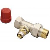 Радиаторные клапаны, RTR-N, Нормальный расход, Ду 20, Прямой, NF