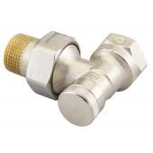 Запорные клапаны, RLV, Ду 20, Угловой, Стандарт, Внутренняя резьба