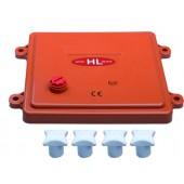 Крышка корпуса обратного клапана новое с отверстием для ревизии HL715.2(EPC)