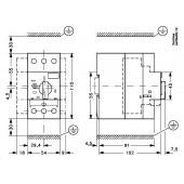 Автоматический выключатель, CTI 45MB