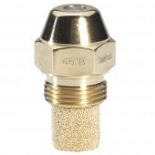 OD B, 0.75 gal/h, 2.94 kg/h, 45 °