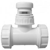 HL902T/40 Канализационный вакуумный клапан с Т-образным соединением DN40 6/4x1
