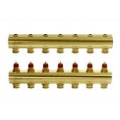 Коллекторы FHF-7 для 7 контуров