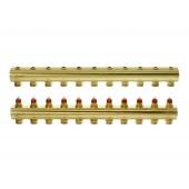Коллекторы FHF-11 для 11 контуров