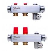 Коллекторы SSM-2 для 2 контуров