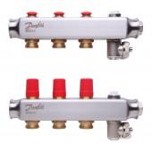Коллекторы SSM-3 для 3 контуров