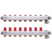 Коллекторы SSM-8 для 8 контуров