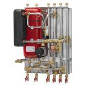 VX Solo II, 1 контур отопления, основной штуцер для цилиндра, 16 bar, 110 °C