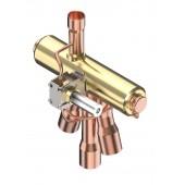 4-ходовой реверсивный клапан, STF-0306G3