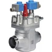 2-ступенч. электромагнитный клапан, ICLX 65