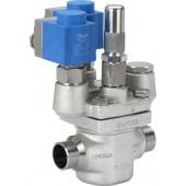 Сервоклапан с управлением от управляющего клапана, ICSH-65