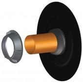 HL800/160 Газоводонепроницаемая зластичная мембрана для прохода через фундамент (ПОЛИМЕРБИТУМНАЯ), DN160