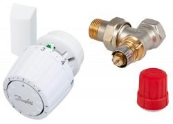 Радиаторные клапаны и терморегуляторы